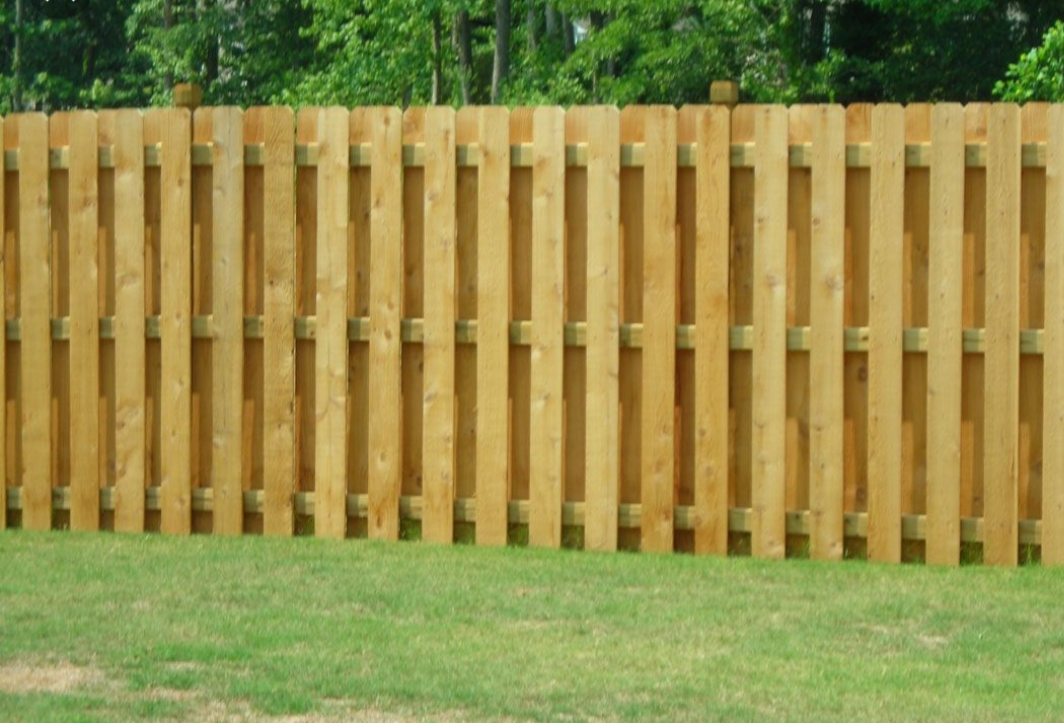 Wood Fence Installation in Brushy Creek, TX
