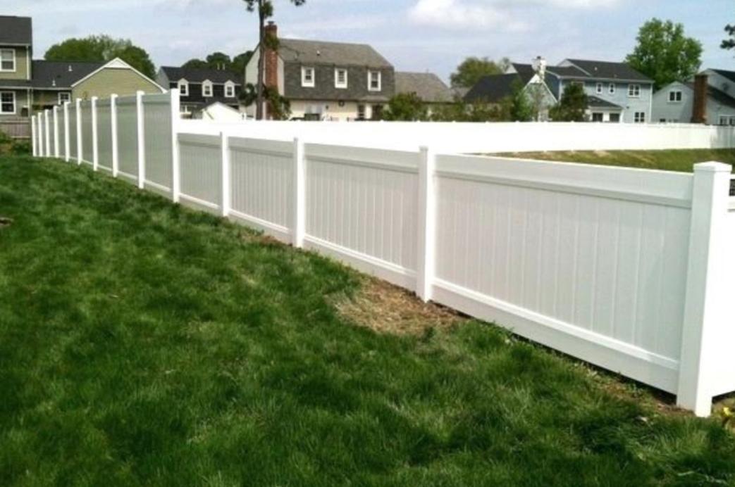 Austin TX professional fence installation