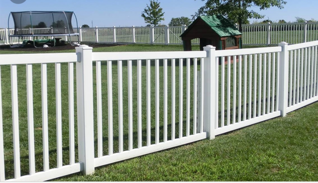 The Hills Fence Company Commercial Fence Installation
