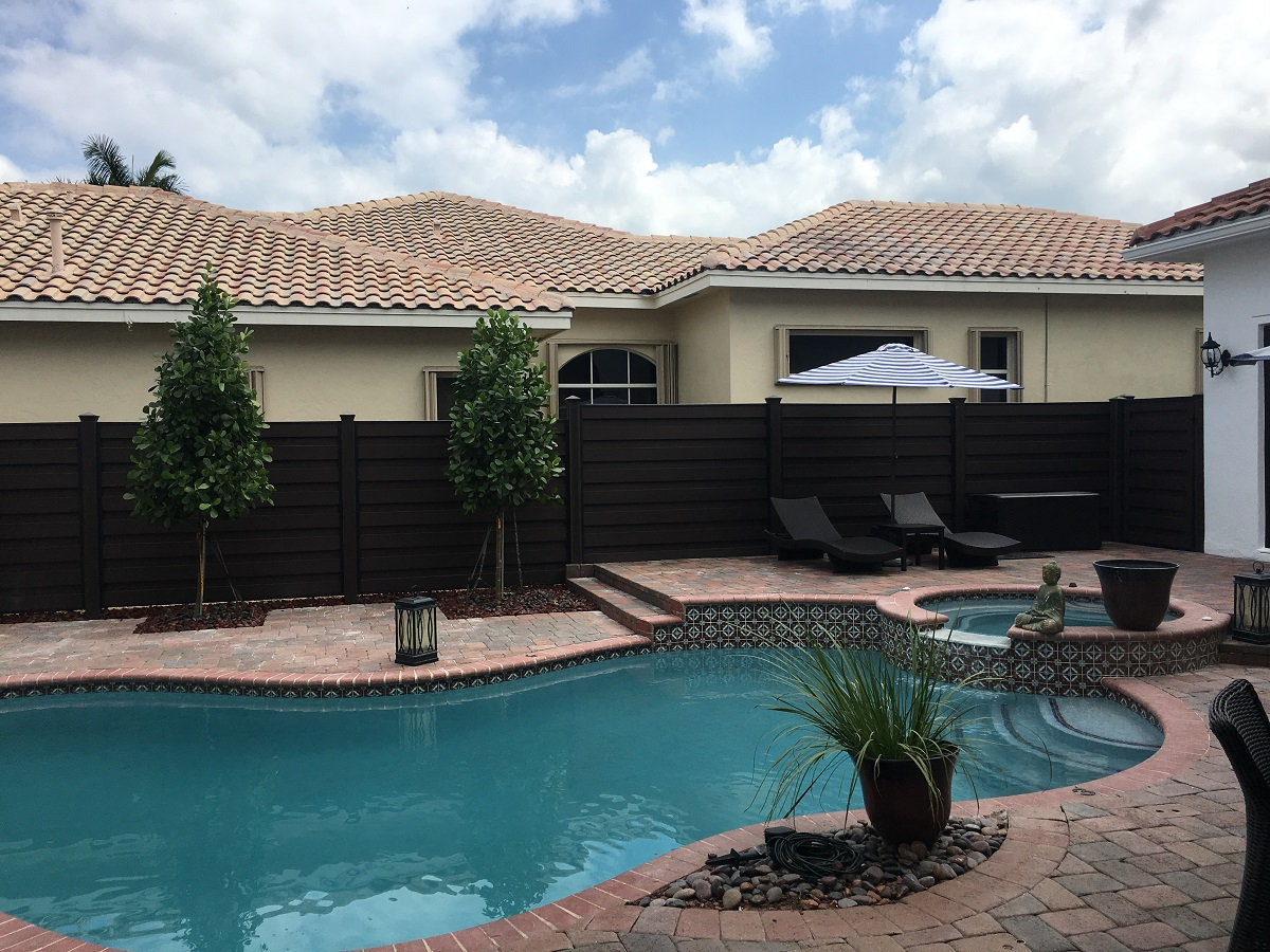 Pool Fence Installation in The Hills, TX