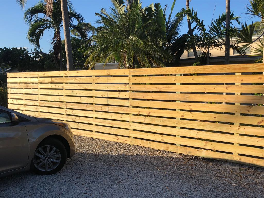 Privacy Fence Installation in Brushy Creek, TX