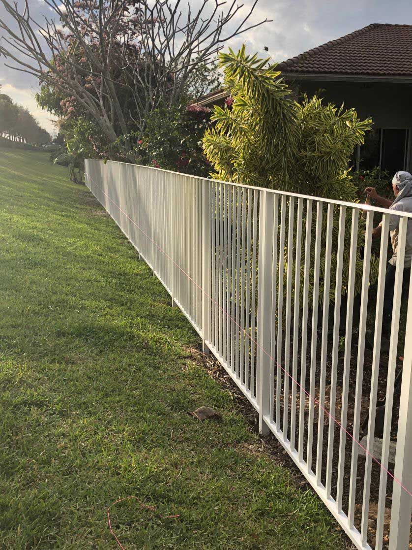 Top Fence Company in The Hills, Texas